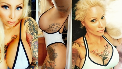 Please Vote For Ann Marie Baggett To Be The Next Inked Mag Covergirl