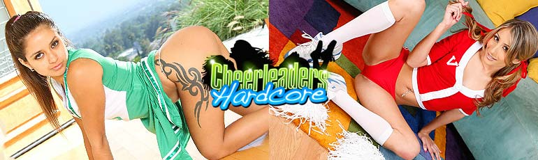 Cheerleader Hardcore