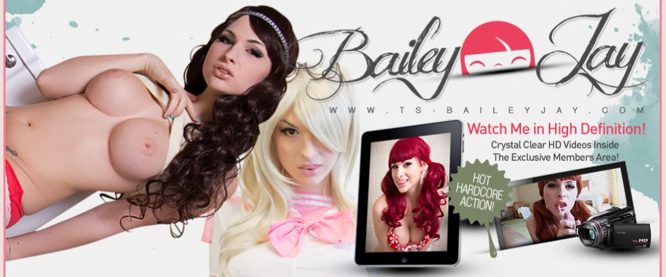 Shemale Solo Girl Bailey Jay